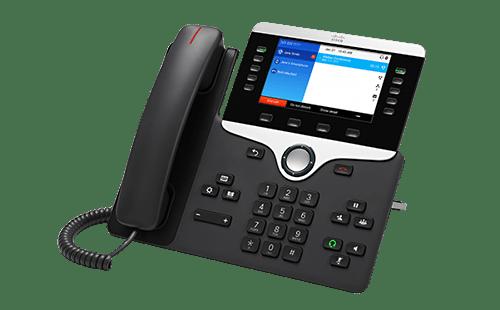 8800 Series IP Phones