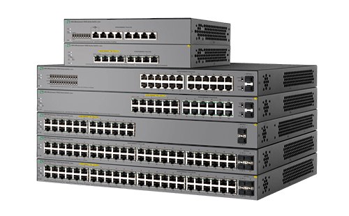 HPE Aruba OfficeConnect Switch